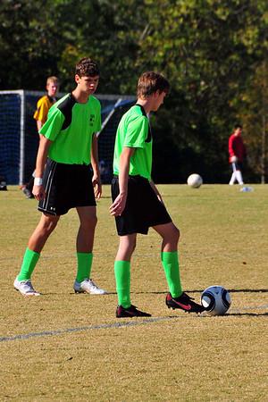 YMCA Rec Fall 2011