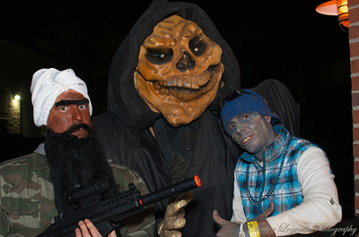 2011-10-29 - SKYBAR Halloween Contest