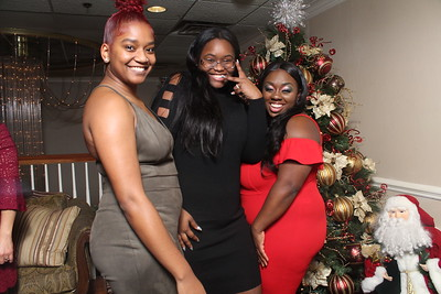 Whispering Pines Holiday Party December 13th, 2018