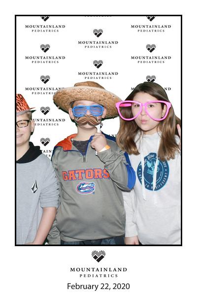 MountainLand Pediatrics February 22, 2020