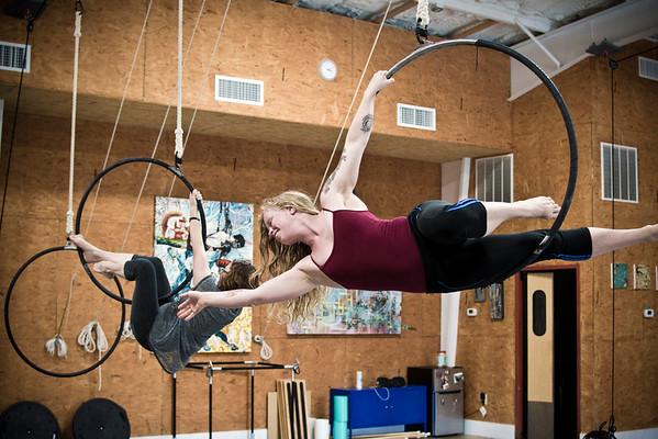 Jenna Lowery Workshop, 7/30/16