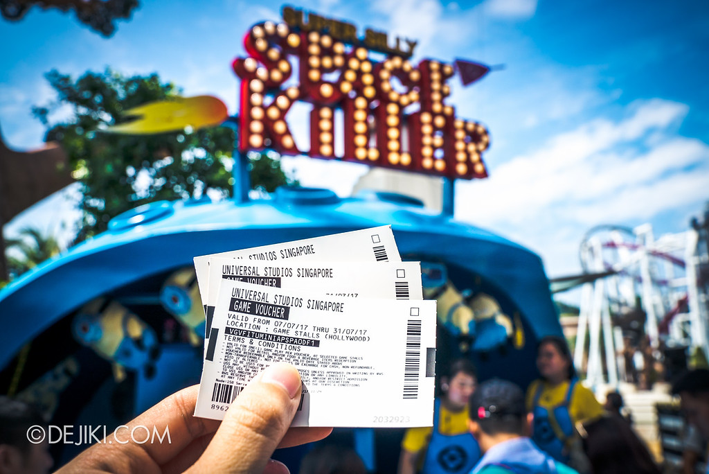 Universal Studios Singapore Annual and Season Pass Guide - Free Vouchers for Passholders