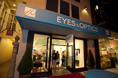Eyes & Optics Grand Opening on Park Avenue