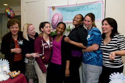 Kerry-Anne's Shower & Dellridge Voluteer Recognition Day, April 26, 2010