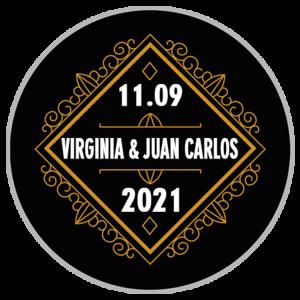 Virginia & Juan Carlos