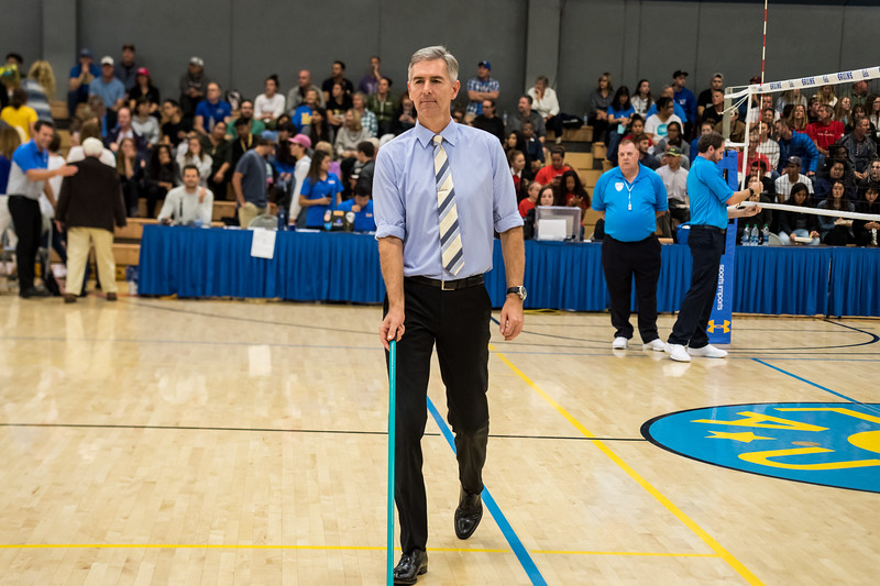 UCLA Volleyball vs. Utah @ Collins Court, John Wooden Center