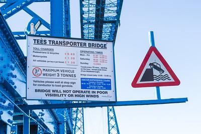 2016-02-28 Middlesbrough Transporter Bridge
