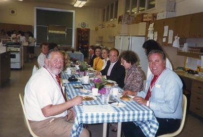 Alumni Board 1990s