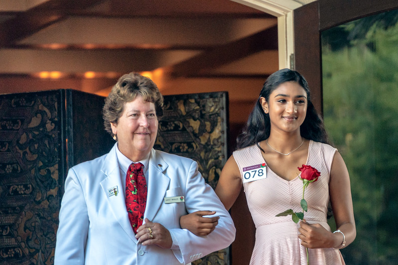 Tournament of Roses 2019 Royal Court Princess Rucha Kadam