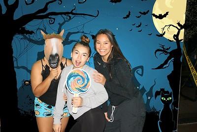 Halloween Dance at San Pasqual Academy