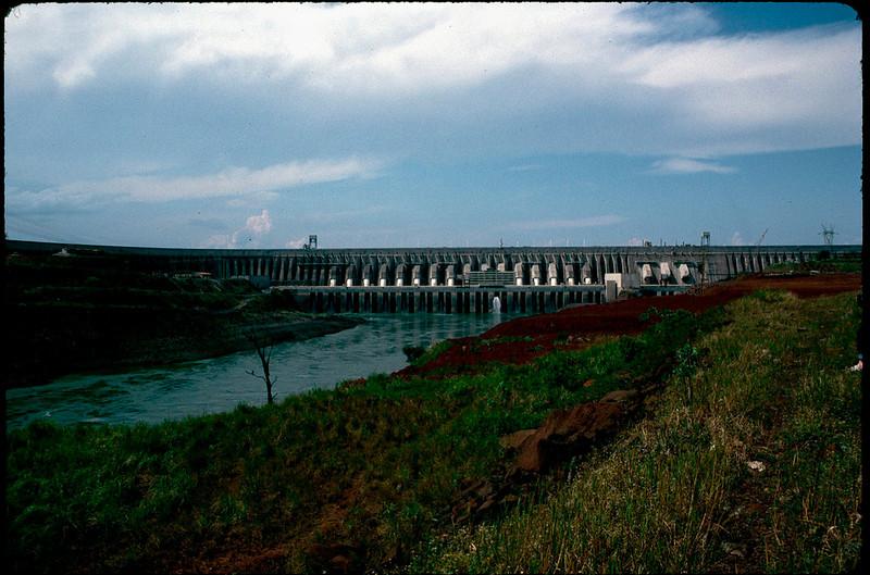 dam in Brazil