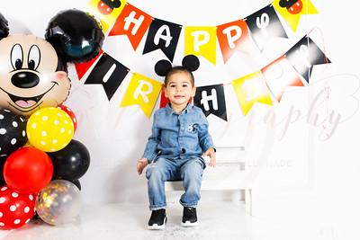 Noah's 2nd Birthday Smash