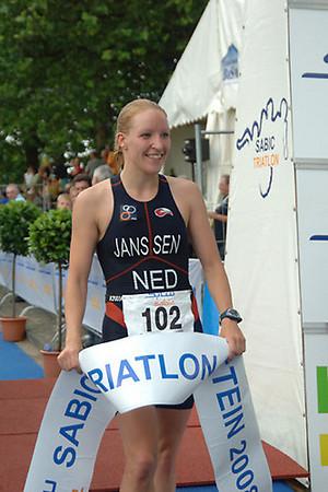 NK Triathlon 21 juni te Stein