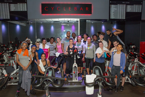 Carter Community Outreach Fundraiser - Cycle Bar