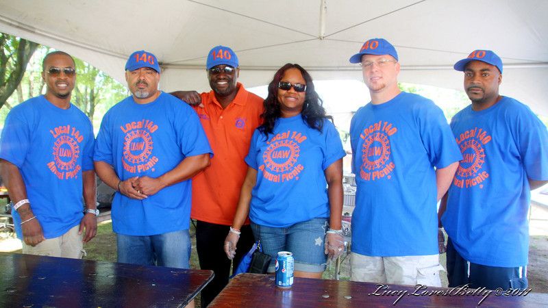 2011 - UAW Local 140 Annual Picnic