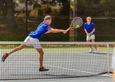 2019-03-22 Dixie HS Tennis - 2nd Doubles