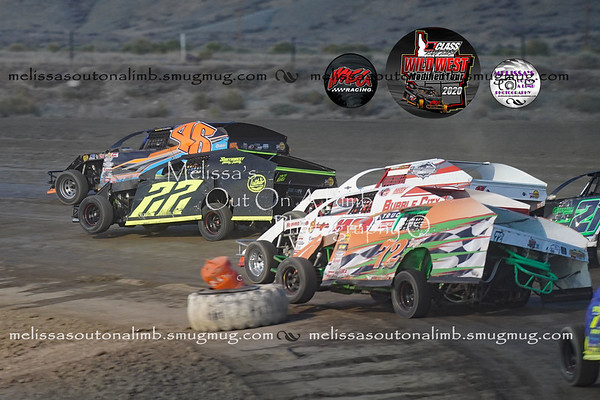 2020 8-15 Vernal Diamond Mountain Speedway