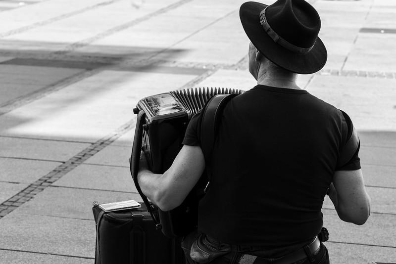 Accordion Player #2