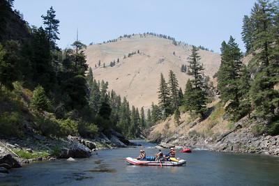 August 7-12 float