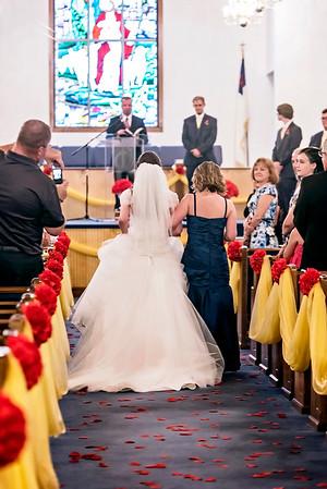 amber wedding-deb