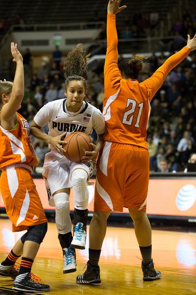 NCAA WOMEN'S BASKETBALL  2013 - December 22 Purdue vs. Bowling Green