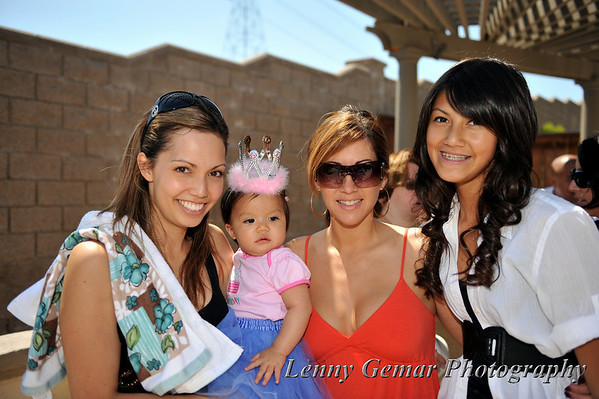 2009 Sophia Vergara First Birthday
