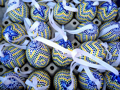 Easter in Vienna, Austria - April 2010