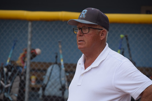 MD   Richmond softball practice
