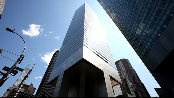 Citicorp Building Lexington Ave. & 53rd St.