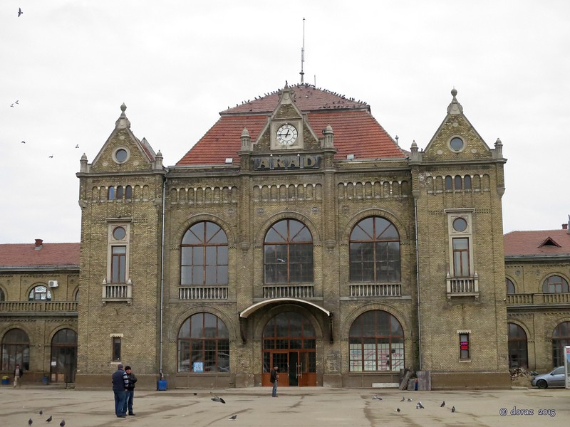 02 Arad, railway station.jpg