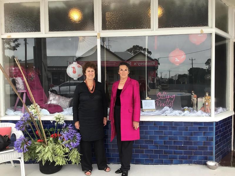 Frances & Lynn - new vintage shop