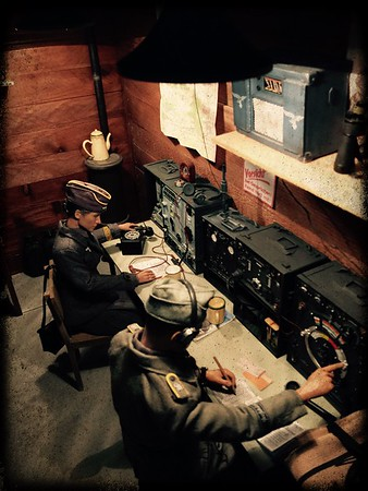 Communications Bunker