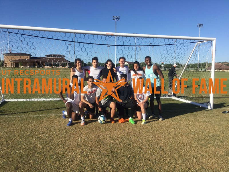 Spring 2017 7v7 Outdoor Soccer Coed A Runner Up_Dos Chocolataos y La Famila (La Gozadera)