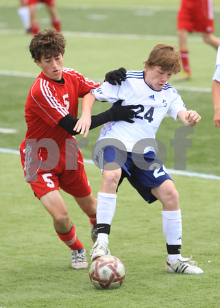 Pope John vs Lenape Valley Boys Varsity Soccer