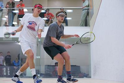 2012-02-19 Corey Kabot (Hobart) and Zach Schweitzer (Tufts)