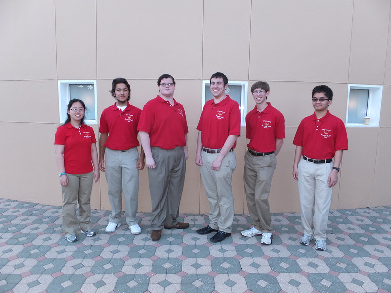 Academic Team at State!