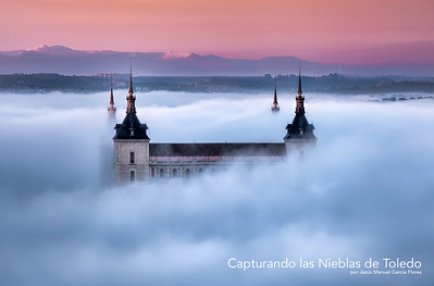 Capturando las nieblas de toledo por jesus manuel Garcia Flores