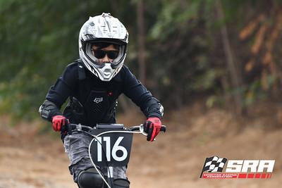Go Ped Racer # 116