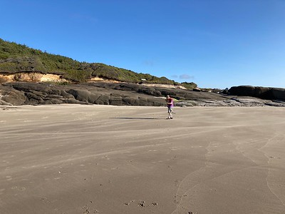 Oregon Coast Beach Art - Summer 2021