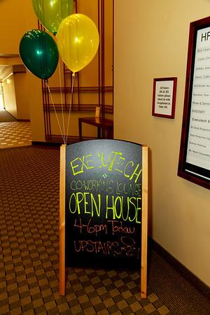 Executech Suites Open House