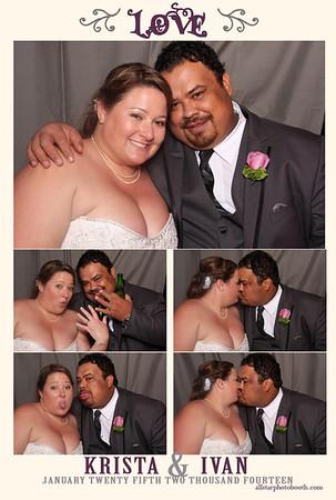 Krista & Ivan's Wedding