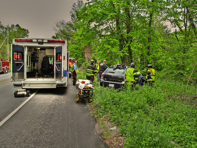 5-15-13 MVA With Injuries, Route 9