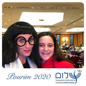Purim @ Nahar Chalom