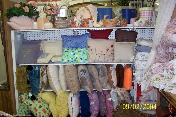 St Matthew Thrift Shop