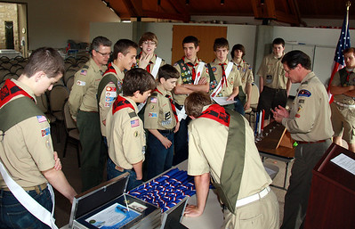 Eagle Scout Ceremony May 6th, 2012