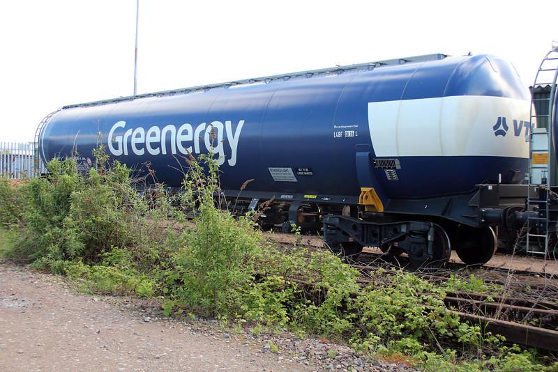 TEA 83707792011-9 Peterborough GBRF Depot 25/05/13.