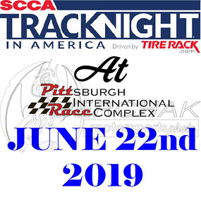 The June 22nd SCCA TNIA at Pitt Race