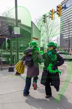 2019 Cleveland Saint Patrick's Day Parade - Spectators