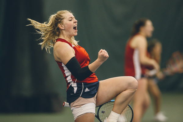04-27-19 Horizon League Tennis Championships Day Two