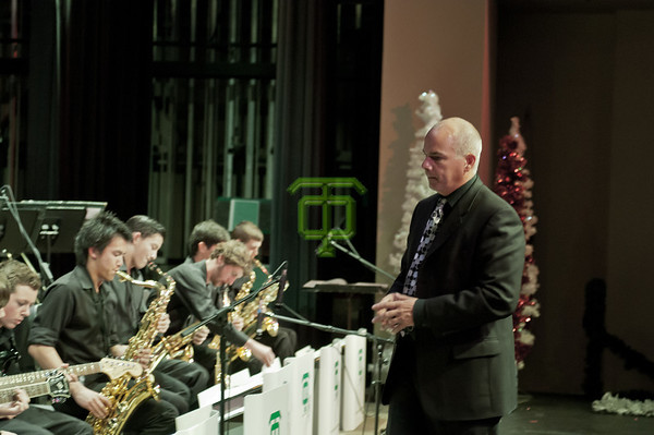 Thousand Oaks High School AM Jazz Band
